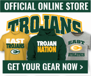 East Gear Is Available - Make it your own and customize your gear!